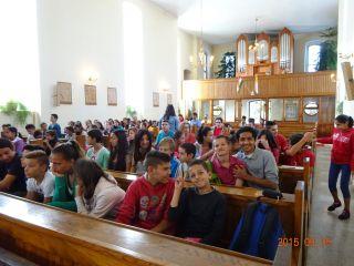 Cigány ifjúsági találkozó