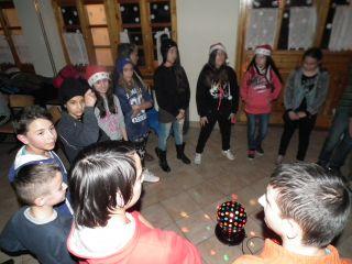 Mikulás ünnepség 2014
